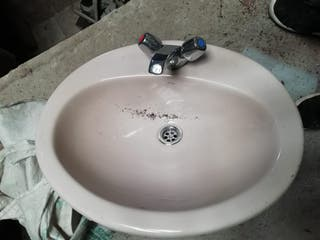 Lavabo encastrar