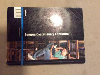 Libro castellano edebe 2n bachillerato