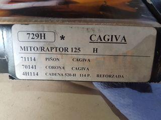 Kit transmision Cagiva