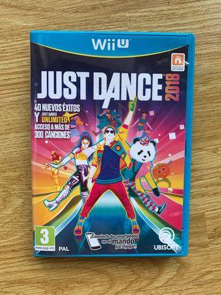 Just dance 2018 para Wii U