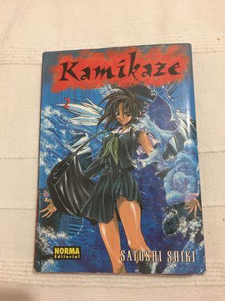 Cómic kamikaze 2 a 10€