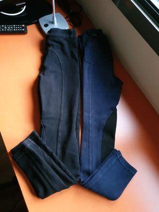 Pantalones hipica talla 10