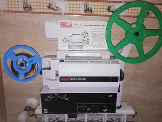 proyector sonoro antiguo