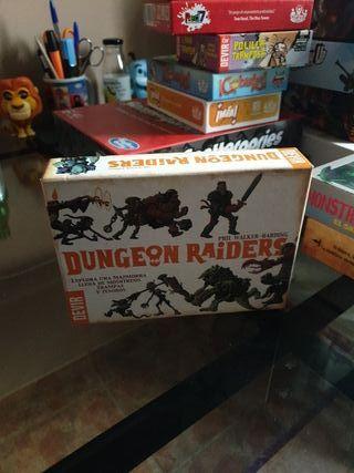 Juego de mesa: Dungeon Raiders