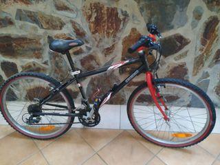 Bicicleta rockrider 3.1 medida junior
