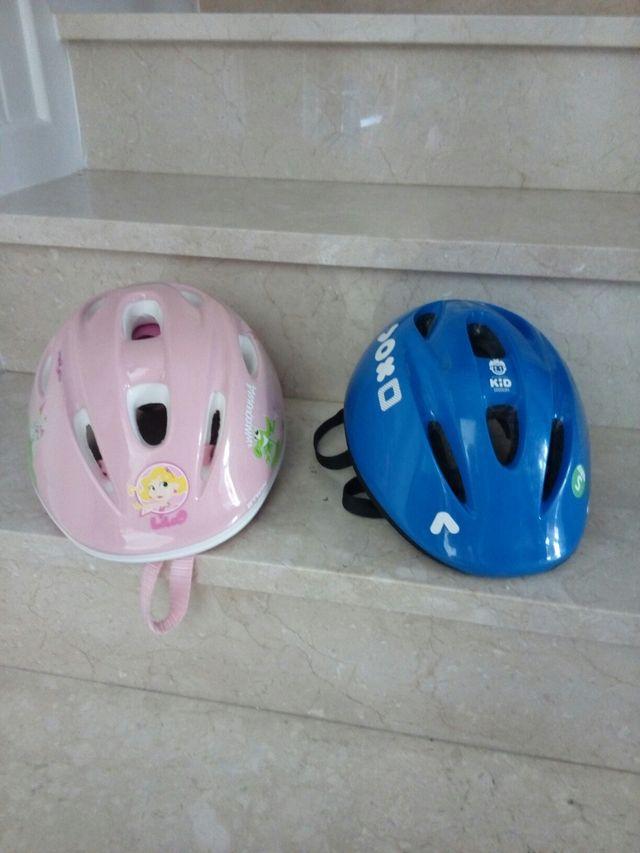 cascos bi icletas