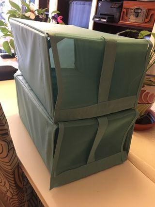 SKUBB caja para guardar zapatos 7 unidades