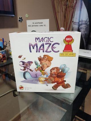 Juego de mesa: Magic Maze