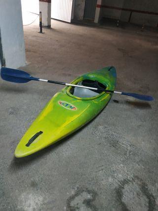 kayak rtm aguas bravas