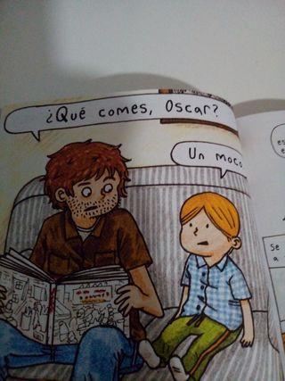 los niños son raros - comic viñetas