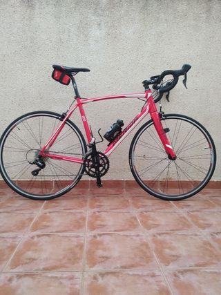 Bicicleta de carretera merida scultura 200