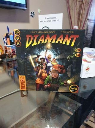 Juego de mesa:Diamant