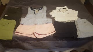 Lote ropa Abercrombie Talla M