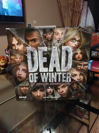 Juego de mesa:Dead of winter