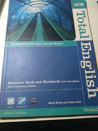 libro de inglés tlfno 696116356