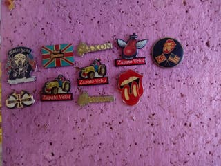 insignia pins