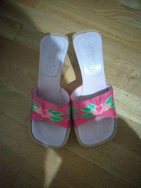 sandalia talla 40
