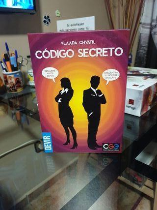 Juego de mesa: Código Secreto