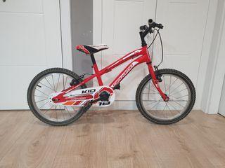 """Bicicleta Niño Megamo 18"""""""