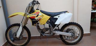 Despiece Suzuki RM 125 2001