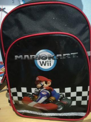 mochila Mario bros. wii