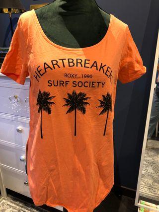 Camiseta rosita estilo californiano