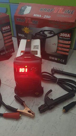 Nueva máquina soldar 300a