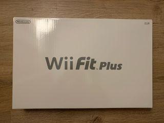 Wii Fit Plus + Wii Balance Board Negra