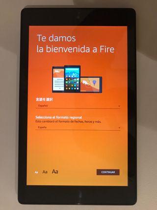 Tablet Fire 8 Hd 16 GB