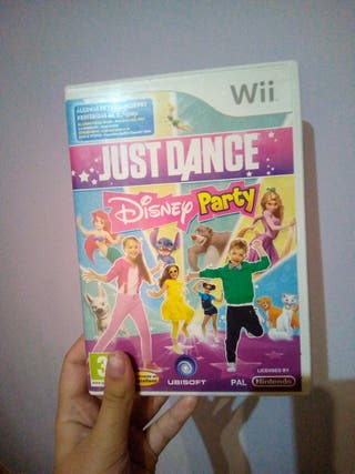just dance juego wii
