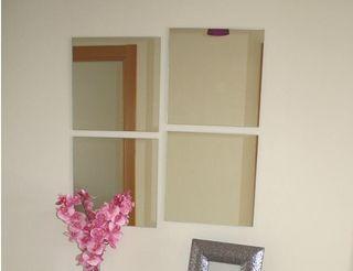 Dos espejos Ikea