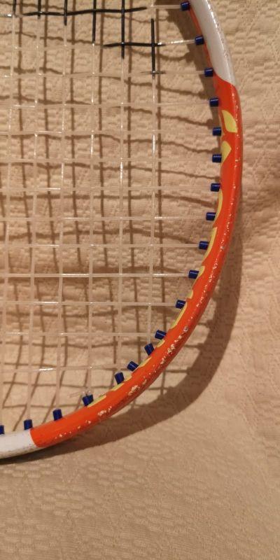 Raqueta niño tenis