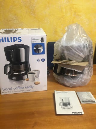 Cafetera Philips 650w HD7450