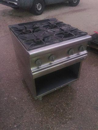 Cocina de gas 4fuegos fagor