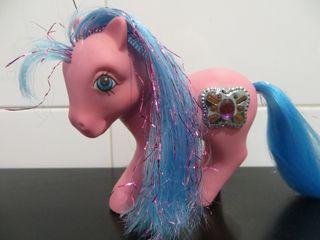 Lote 2 My Little Pony Vintage 1987