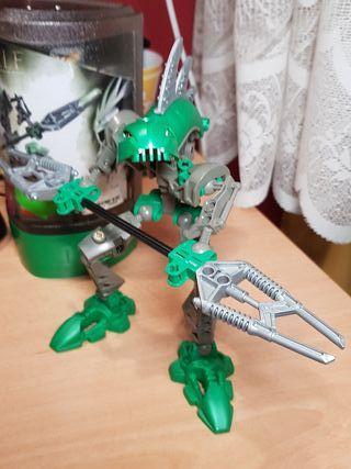 bionicle rahkshi lerahk