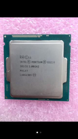 Intel pentium G3220 socket 1150 a 3 Ghz