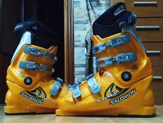 botas de esquiar 41-42