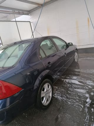 fort mondeo 2001