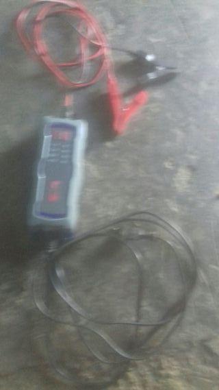 Cargadores. para baterias pequeñas de moto y