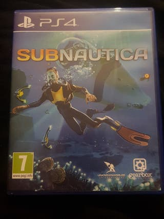 Subnautica, PS4
