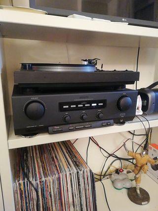 Amplificador Philips FA931