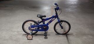 Bicicleta Azul de 14''