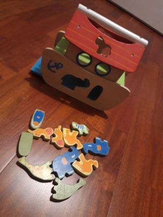 juguete casita madera imaginarium