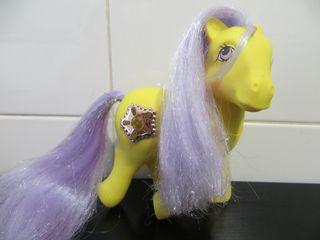 Mi Pequeño Pony Princess Starburst 1987