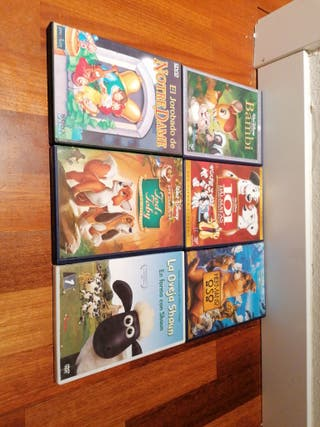 peliculas infantiles DVD
