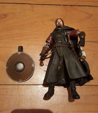 Figura de Boromir de El Señor de los Anillos