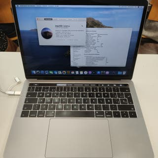 Macbook pro 13 touchbar i5, 250gb