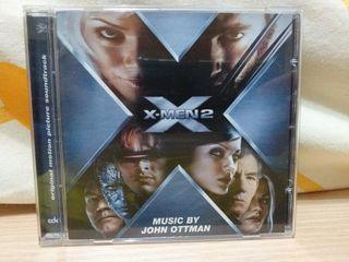 Banda Sonora X-Men 2.