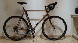 Bicicleta Gravel Ciclo Cross Turismo